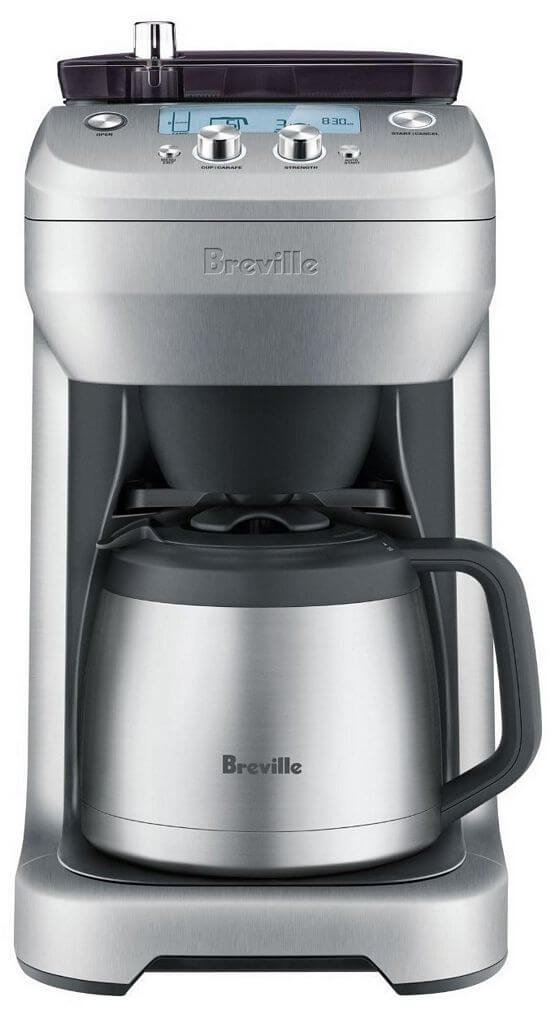 Breville BDC650BSS Stainless Steel Grind Control Coffee Maker