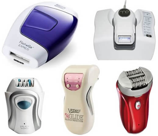 Top Painless Hair Removal Products