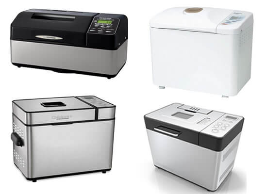 Top Rated Bread Machines