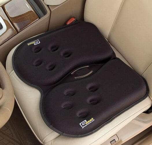 BEST Car Seat Cushion For Long Drives (Invented by Scientists)