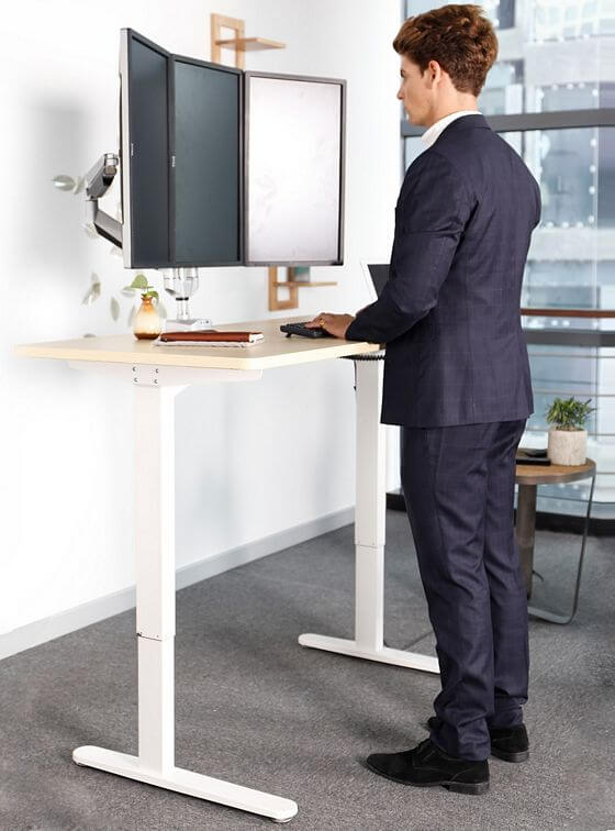 Best Sit to Stand Up Desk