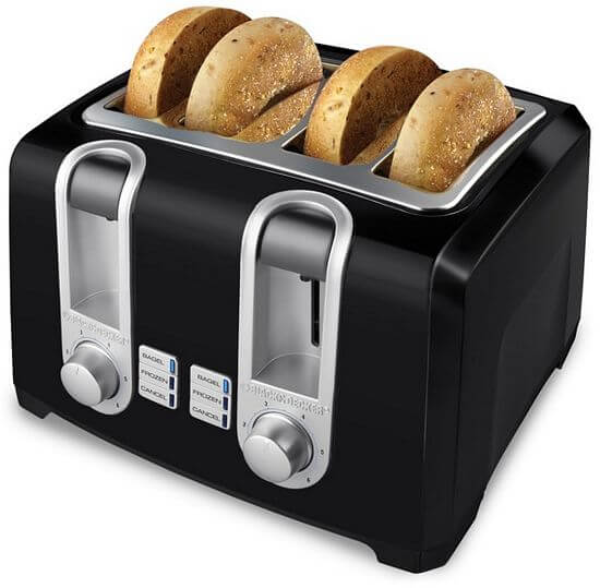 Top Rated Toasters 2019 Amazing Features And Functions