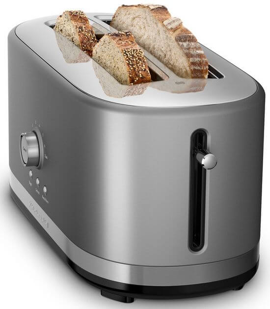 Hamilton Beach Keep Warm Long Slot Toaster: Top Rated Toasters 2018 (AMAZING Features And Functions