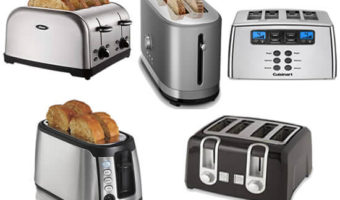 Top Rated Toasters 2017 (4 Slice)