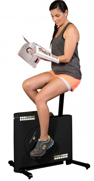 compact portable exercise bike
