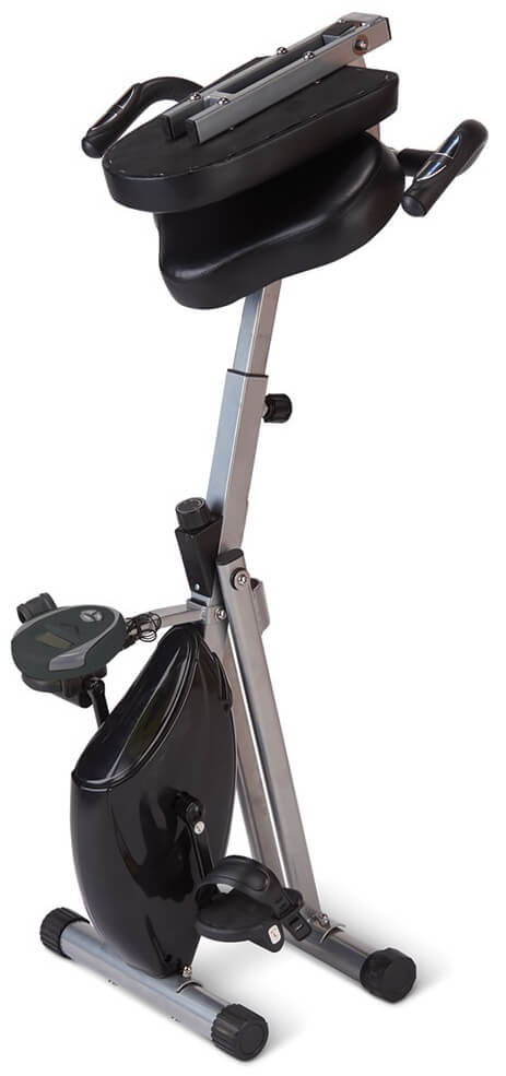 fold up stationary bike