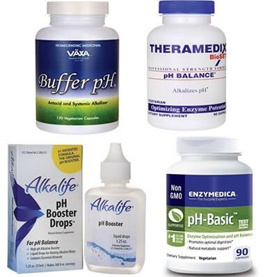 4 BEST pH Balance Pills (Ultimate Alkaline Supplements)