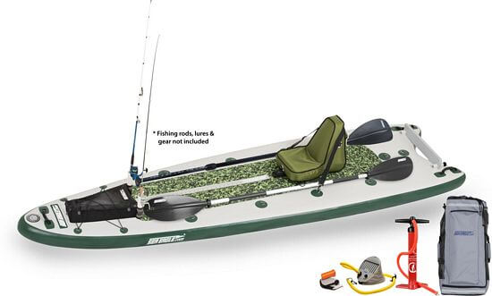 best fishing stand up paddle board