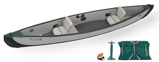 best inflatable canoe