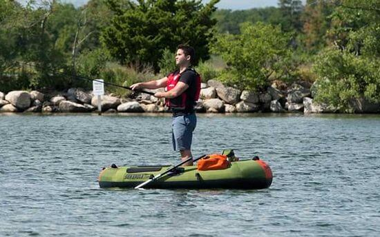 7 Best Inflatable Fishing Boats 2021 (Nearly Indestructible)