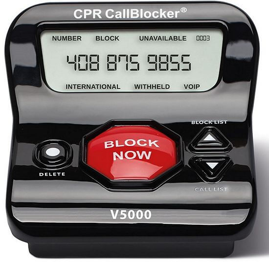 BEST Call Blocker For Home Phone (STOP Nuisance Calls)
