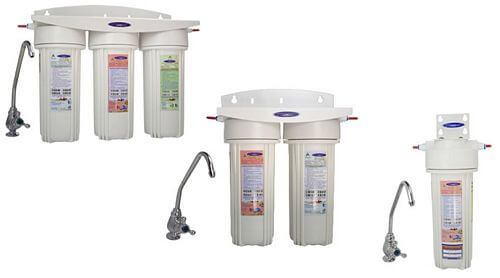 water filtration systems that remove fluoride