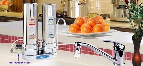 water purifier that removes fluoride