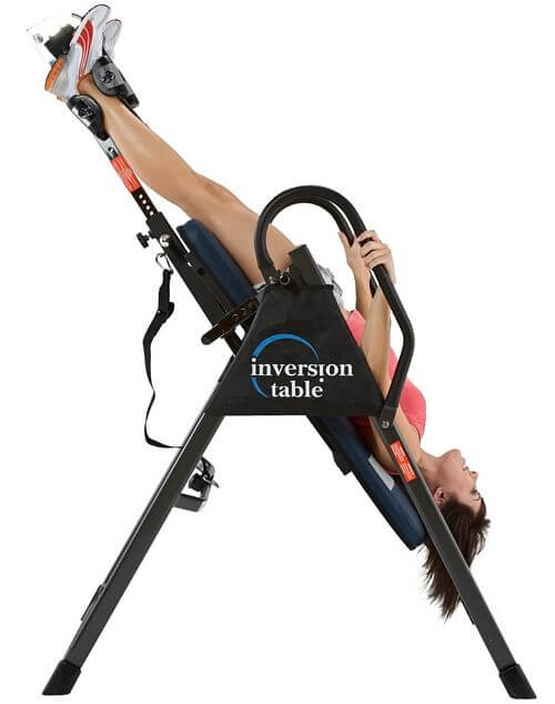 Best Inversion Table For Back Pain (Up To 350 Pounds)