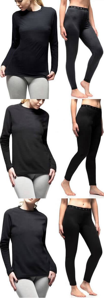 base layer clothing for cold weather