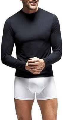 men's long sleeve thermal top