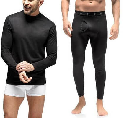 Thermal Tops and Bottoms (Best Long Underwear For Men & Women)