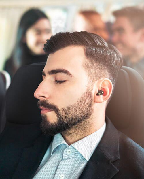 noise cancelling earplugs for flying