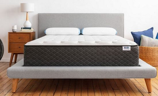 Best Edge Support Mattress (With Celliant Cover)