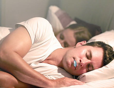 stop snoring tongue device