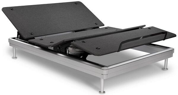 Electric, Wall-Hugger, Adjustable Bed Frame (Queen, King)