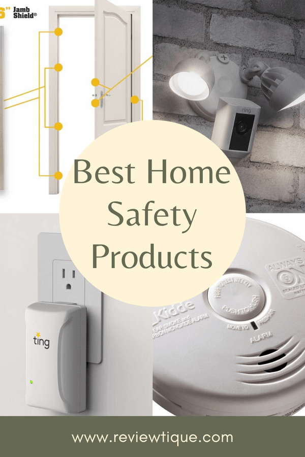 Home Safety Products And Devices
