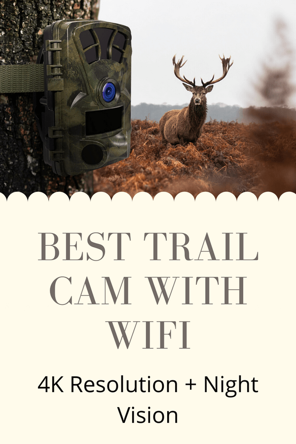 trail camera that connects to phone