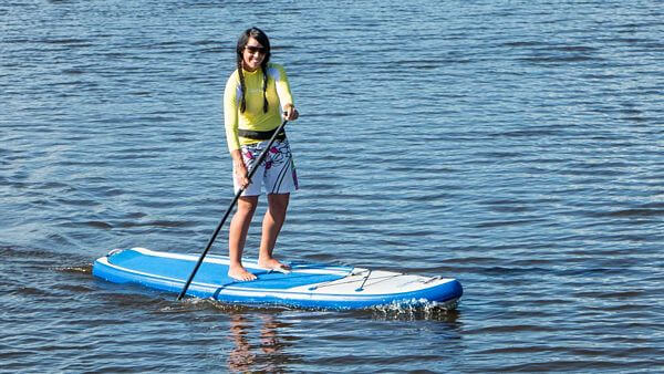 Hybrid-Inflatable-Paddle-Board