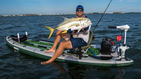 Best Inflatable Paddle Board For Fishing