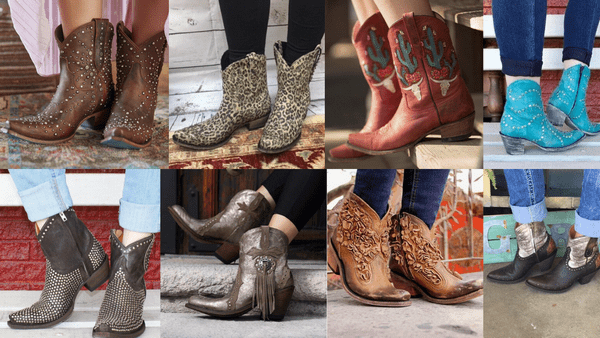 Best Short Cowgirl Boots For Sale (Cute & Comfortable)
