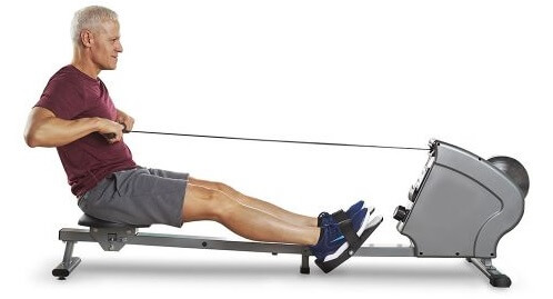 Foldable Rower