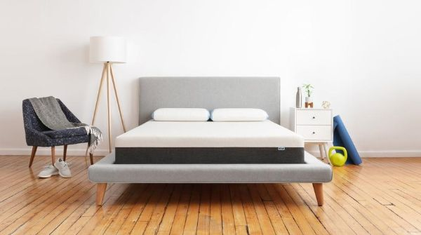Memory Foam Mattress With Celliant Cover (With Graphite Gel)