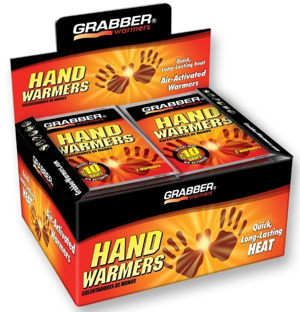 Grabber & HotHands Hand Warmers Review